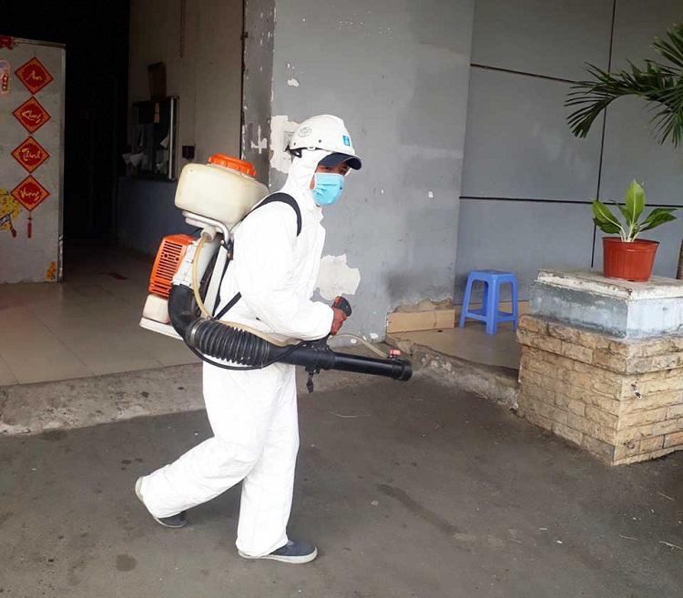 Dịch vụ diệt côn trùng chuyên nghiệp